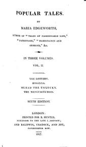 Popular tales: Volume 2