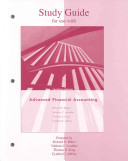 Study Guide for Use with Advanced Financial Accounting PDF