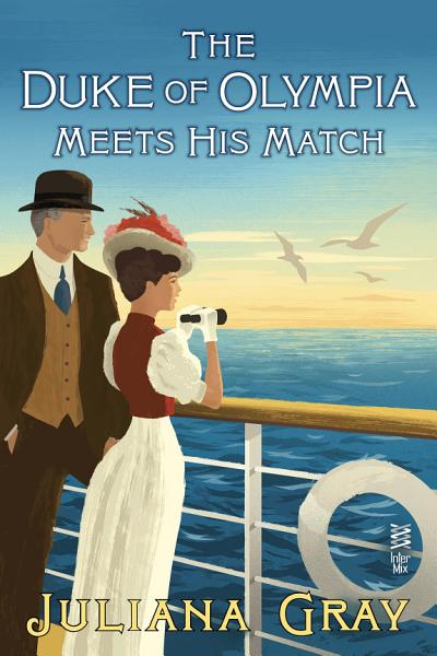 Download The Duke of Olympia Meets His Match Book