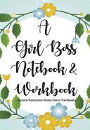 A Girl Boss Notebook and Workbook