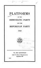 Platforms of the Democratic Party and the Republican Party PDF