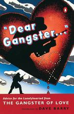 Dear Gangster...