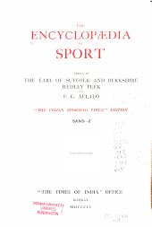 The Encyclopd̆ia of Sport: SAND-Z