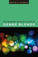 The Readers  Advisory Guide to Genre Blends PDF