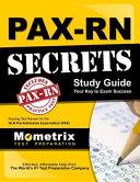 PAX RN Secrets Study Guide Book