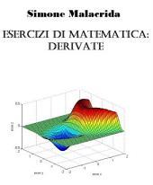 Esercizi di matematica: derivate