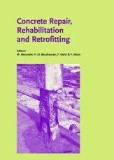 Concrete Repair, Rehabilitation and Retrofitting