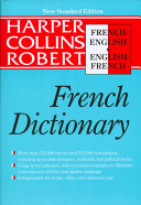 Collins Robert French English  English French Dictionary PDF