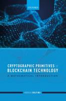 Cryptographic Primitives in Blockchain Technology PDF