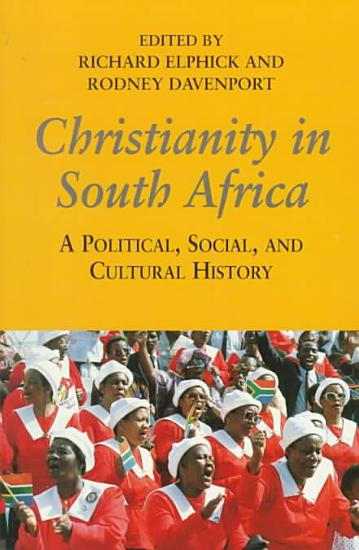 Christianity in South Africa PDF