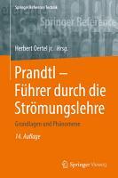 Prandtl   F  hrer durch die Str  mungslehre PDF