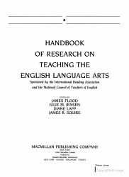 Handbook Of Research On Teaching The English Language Arts Book PDF