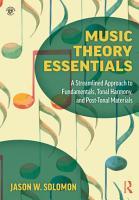 Music Theory Essentials PDF