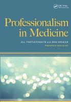 Professionalism in Medicine PDF