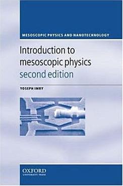 Introduction to Mesoscopic Physics PDF
