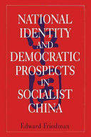 National Identity and Democratic Prospects in Socialist China PDF