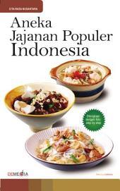 Aneka Jajanan Indonesia Populer
