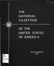 The National Gazetteer of the United States of America PDF