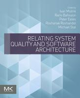 Relating System Quality and Software Architecture PDF