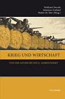 Krieg und Wirtschaft PDF