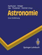 Astronomie: Eine Einführung