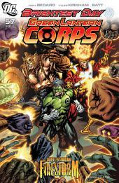 Green Lantern Corps (2006-) #57
