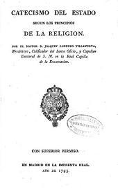 Catecismo del Estado según los principios de la religión