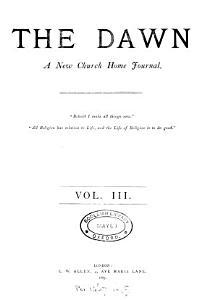 The Dawn  a Church and home journal PDF