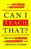 Can I Teach That  PDF