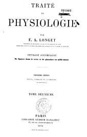 Traité de physiologie: Volume1