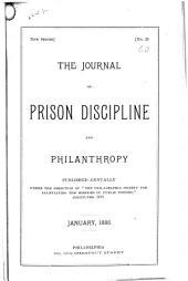 The Journal of Prison Discipline and Philanthropy: Volume 29