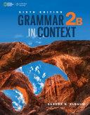 Grammar in Context 2  Split Edition B PDF