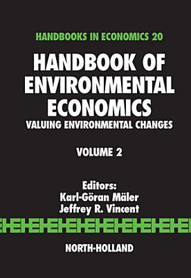 Handbook of Environmental Economics PDF