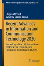 Recent Advances in Information and Communication Technology 2020 PDF