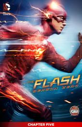 The Flash: Season Zero (2014-) #5