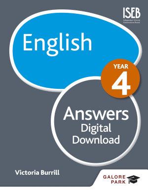 English Year 4 Answers PDF