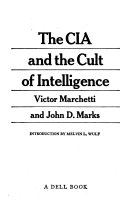 Download The CIA and the Cult of Intelligence Book