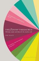Flavour Thesaurus
