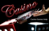 Casino Games Help