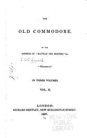 The Old Commodore: Volume 2