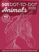 501 Dot-To-Dot Animals