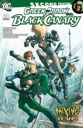 Green Arrow and Black Canary (2007-) #28