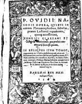 Ovidii Opera
