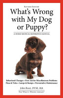 What s Wrong with My Dog Or Puppy  PDF