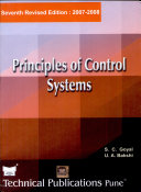 Principles of Control Systems PDF