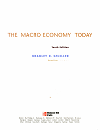 The Macro Economy Today with DiscoverEcon with Solman Videos