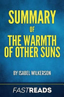 Summary of the Warmth of Other Suns PDF