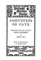 Footsteps of Fate PDF