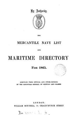 The Mercantile navy list. 1848 [4 issues], 49 [2 issues], 50-53,57-61,64-71,80,81,92-1939