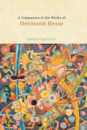 A Companion to the Works of Hermann Hesse PDF